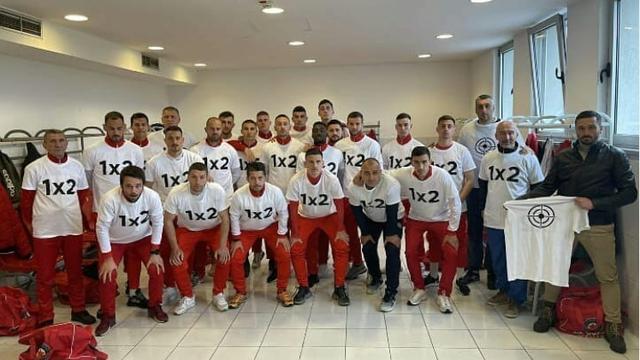 Skandal u Srbiji: Izašli na teren sa sedmoricom igrača, jedan se ozlijedio pa su predali utakmicu