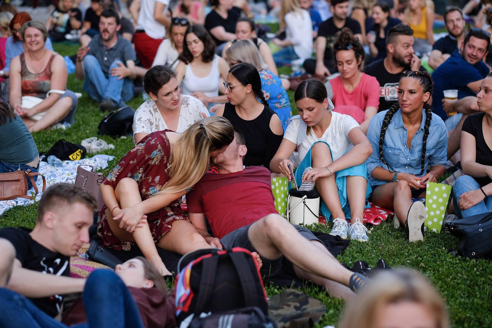 50. obljetnica filma Tko pjeva zlo ne misli na Vidikovcu u Maksimiru
