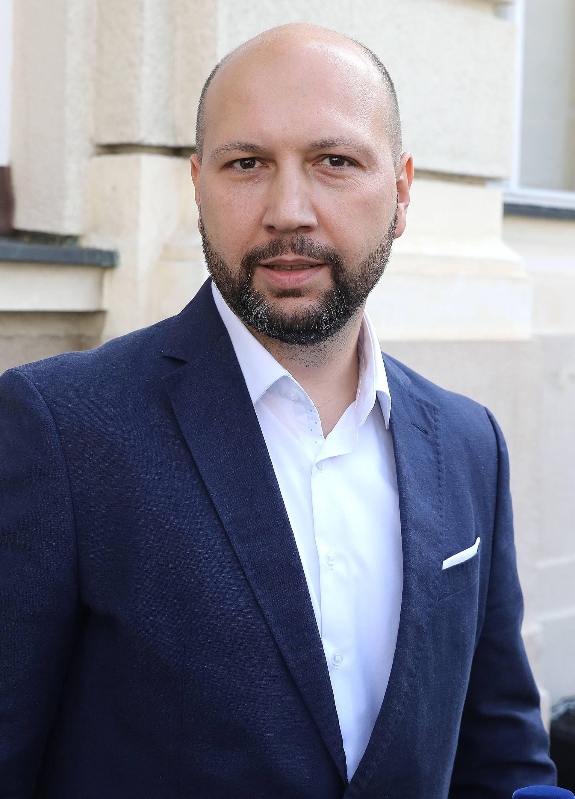 Zagreb: Mihael Zmajlović o stanju u SDP-u