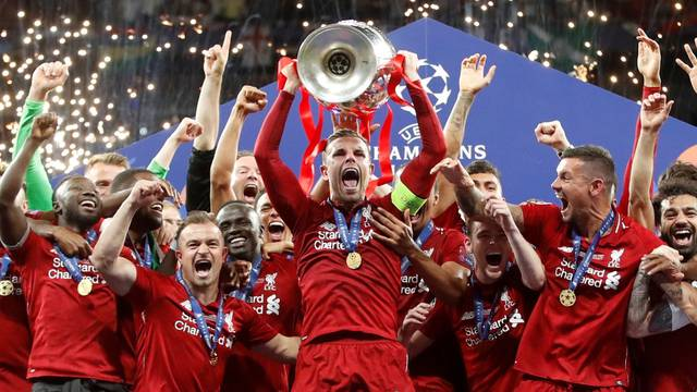 FILE PHOTO: Champions League Final - Tottenham Hotspur v Liverpool