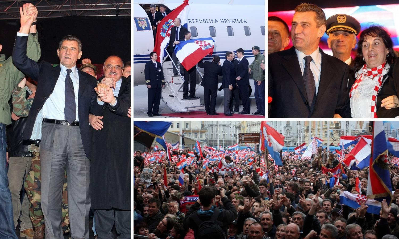 Dan kad su se generali vratili: Hrvatska je plakala od sreće