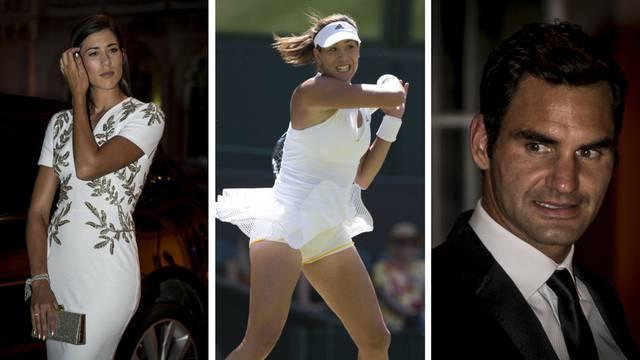 Bal šampiona: Čilić mi se sviđa, ali zanima me kako Roger pleše