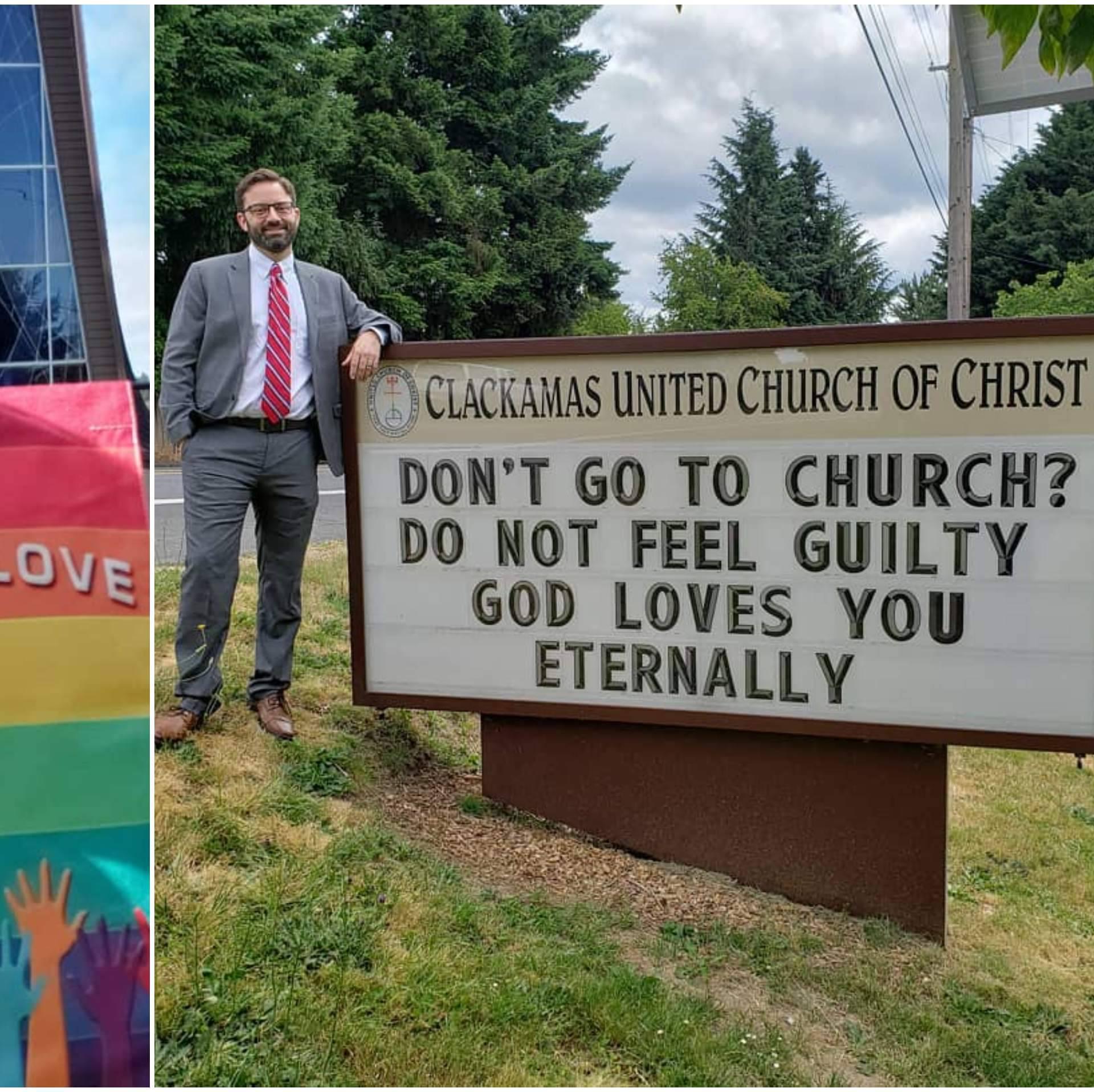 Ova crkva podržava imigrante, homoseksualce, muslimane...