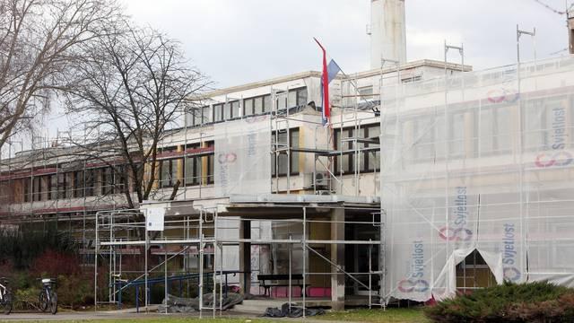 Konferencija za medije o energetskoj obnovi Policijske postaje Karlovac