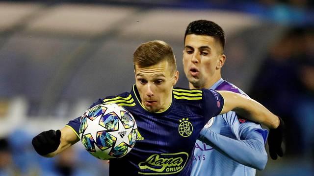 Champions League - Group C - GNK Dinamo Zagreb v Manchester City