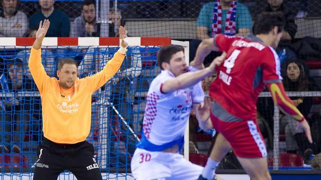 Men's Handball World Championship France 2017 - Croatia vs Chile