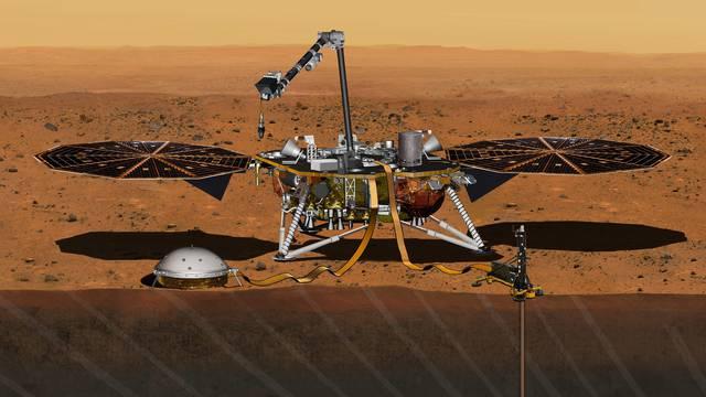 'Mali zeleni' pod napadom: U Marsu sada žele bušiti rupe