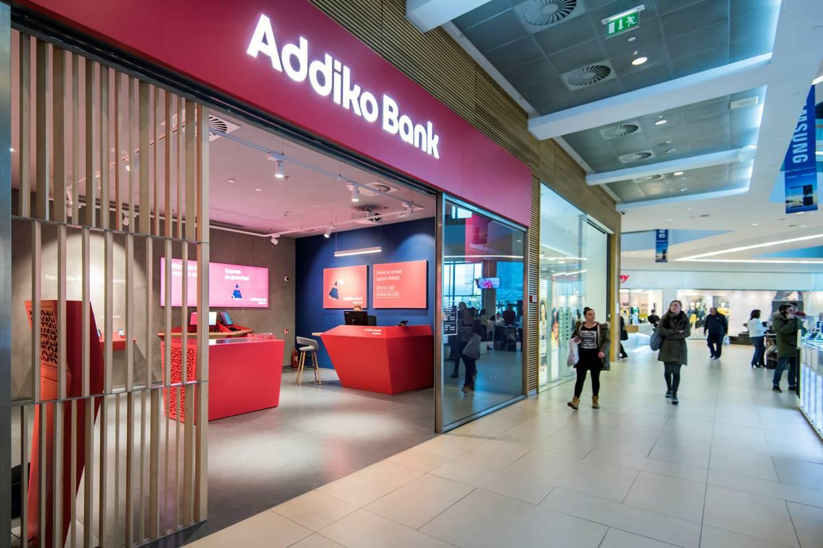 Addiko Express - poslovnica kakva još nije viđena