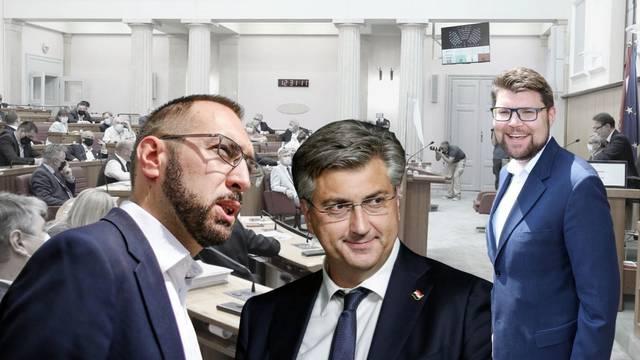 Prvi u borbi za drugo mjesto: SDP pada, Grbin kao da paničari