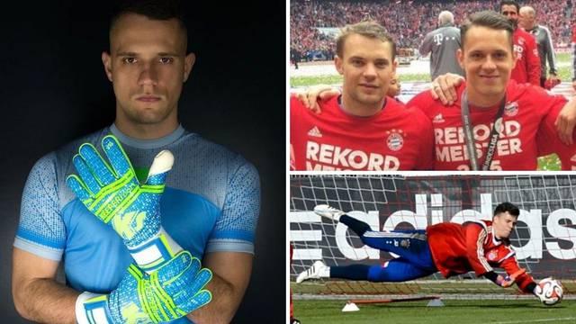 Iz Bayerna u Istru: Sanjam dres Hrvatske! Neuer? Pa on mi čak ne može biti ni uzor, čudo je...
