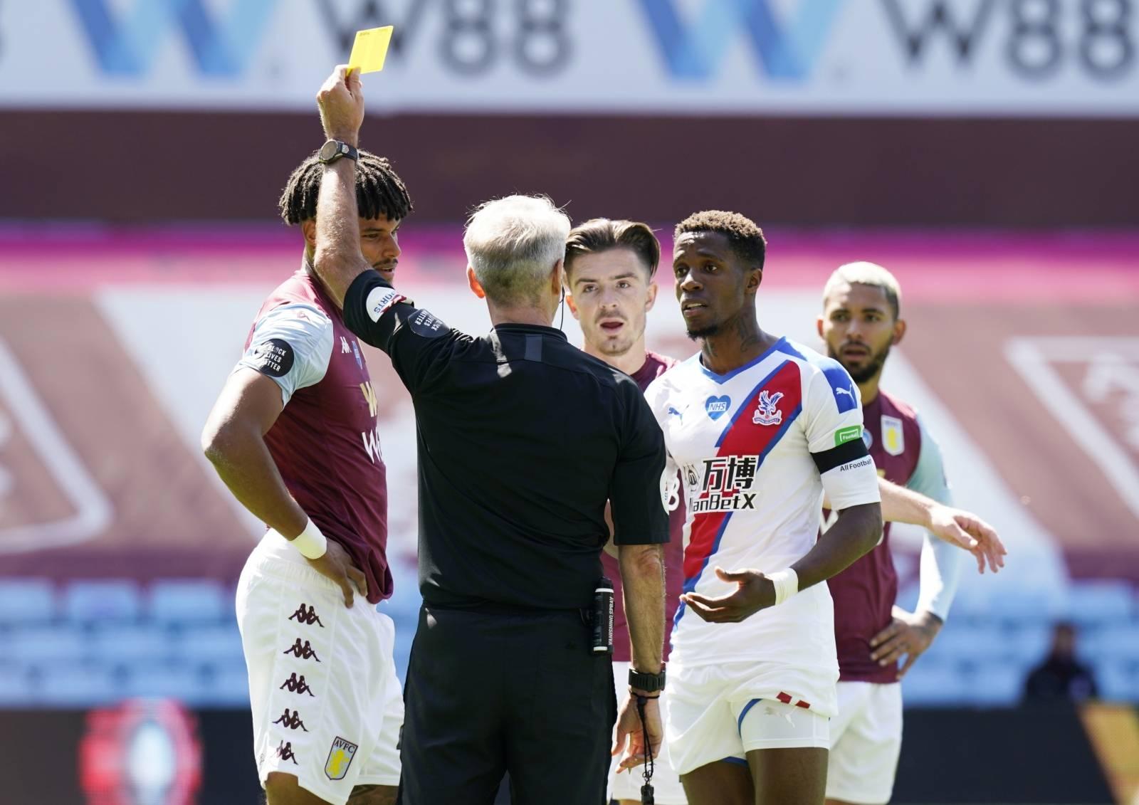Premier League - Aston Villa v Crystal Palace