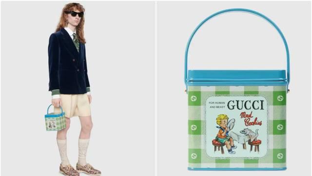 Gucci za 18 tisuća kuna prodaje torbicu u kojoj se pakirao ručak