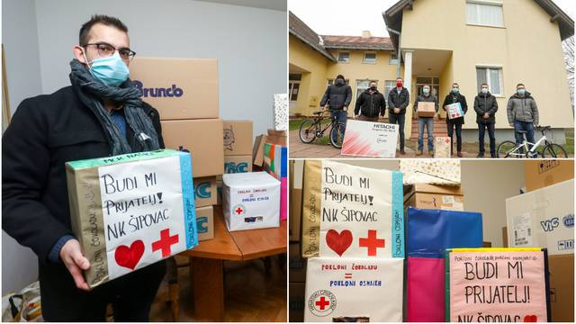 Daruju djecu iz SOS Dječjeg sela Ladimirevci: Ovih blagdana ćemo im izmamiti osmijeh