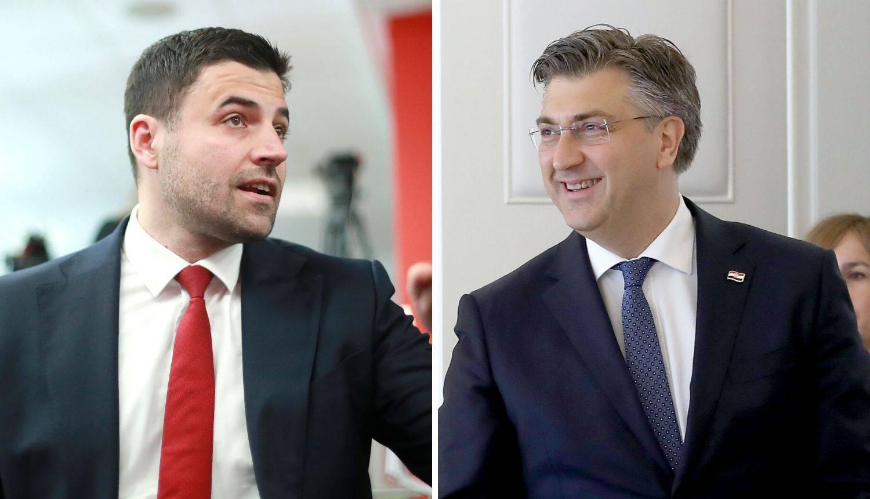 Premijer odgovorio Bernardiću: 'Situacija je pod kontrolom'
