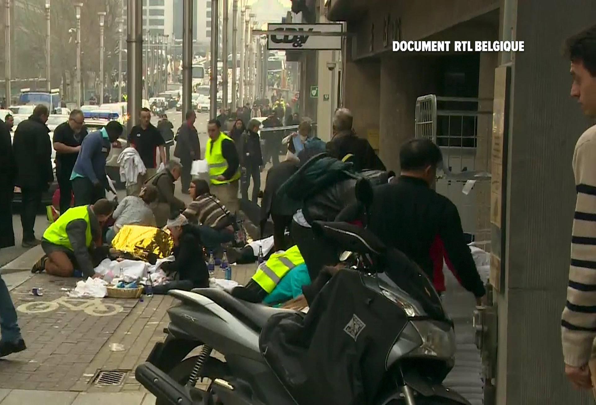 Snimila ga je  kamera: Bombaš iz metroa je imao pomagača?