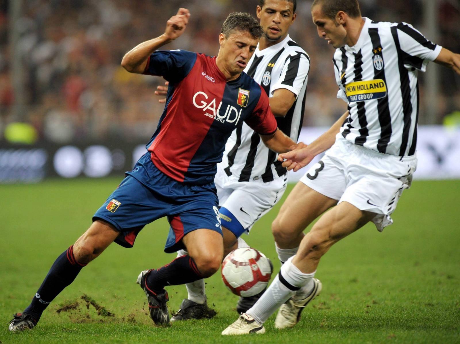 ITA, Serie A, Genoa vs Juventus Turin