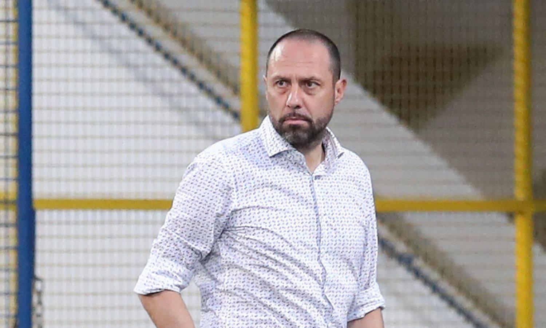 Iz vedra neba: Jovićević otišao s Dinamove klupe nakon 7 kola!