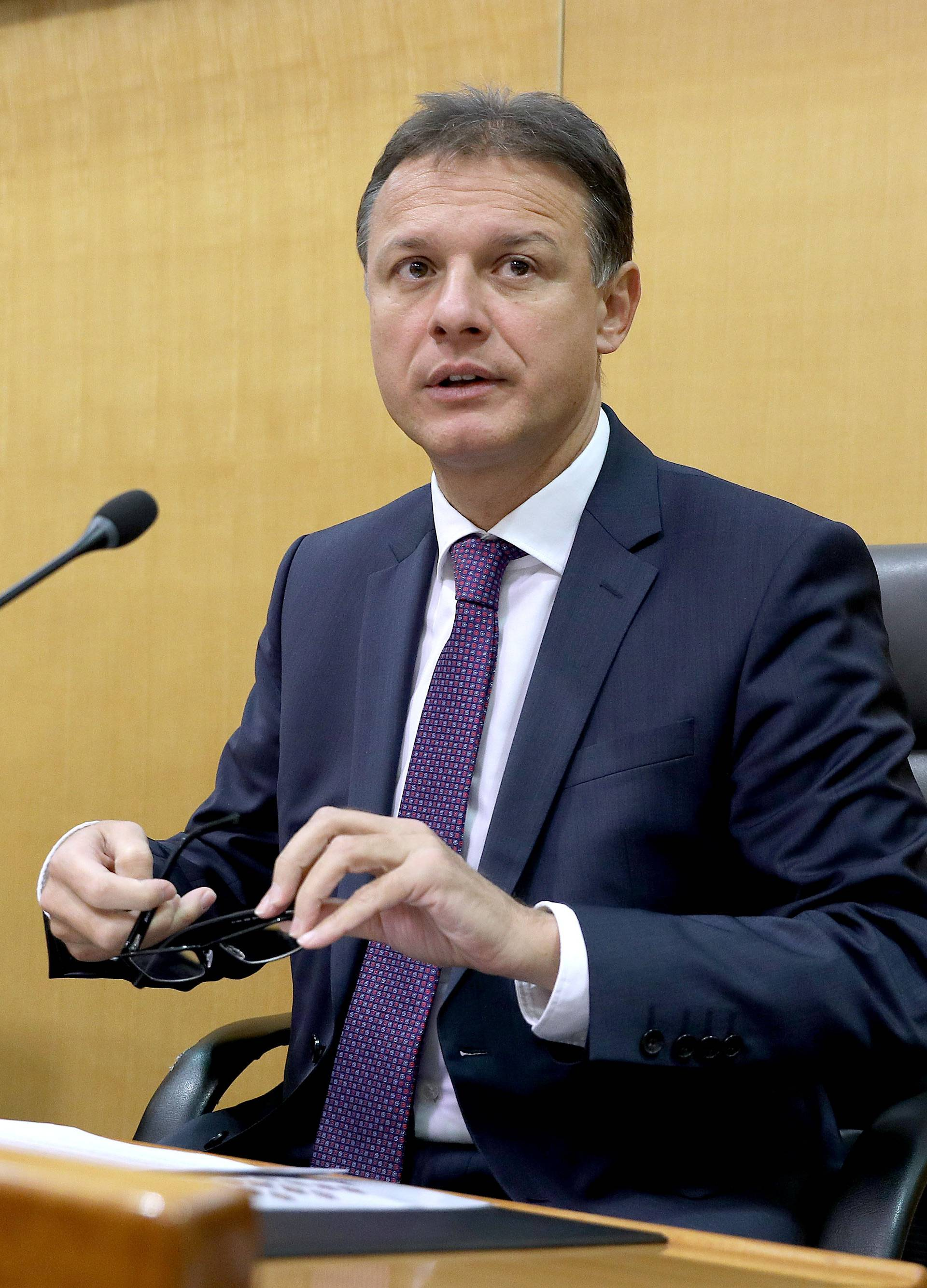 Šef Sabora: Odustajanje Dalije Orešković ne želim komentirati