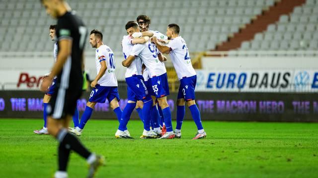 Split: Hajduk protiv Slaven Belupa u 3. kolu Prve HNL