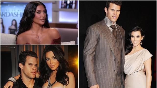 Kim Kardashian o bivšem mužu košarkašu: 'Pogriješila sam i  žao mi je, dugujem mu ispriku'