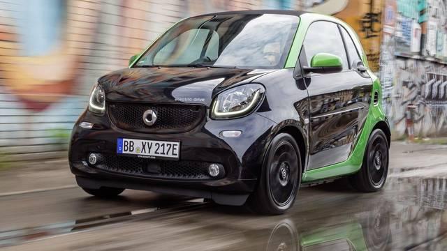 Idealan za grad: Elektro Smart vole vozači,  a i ekolozi također