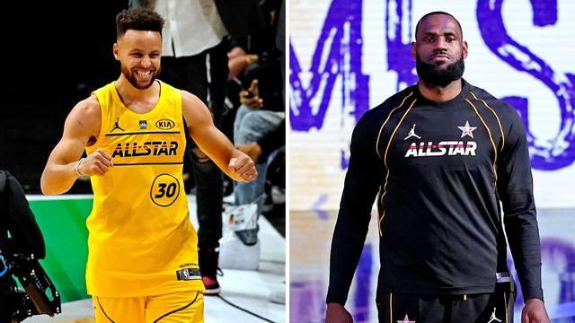 Bomba iz Lakersa: LeBron želi Curryja, akcija je već krenula