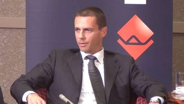 Slovenac Platinijev nasljednik: Uefa i Fifa trebaju promjene...