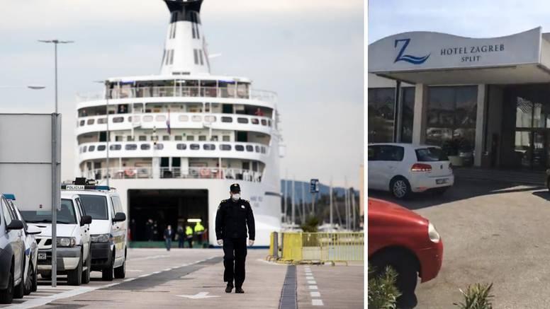 Nitko od Talijana koji su stigli u Split nije došao u karantenu