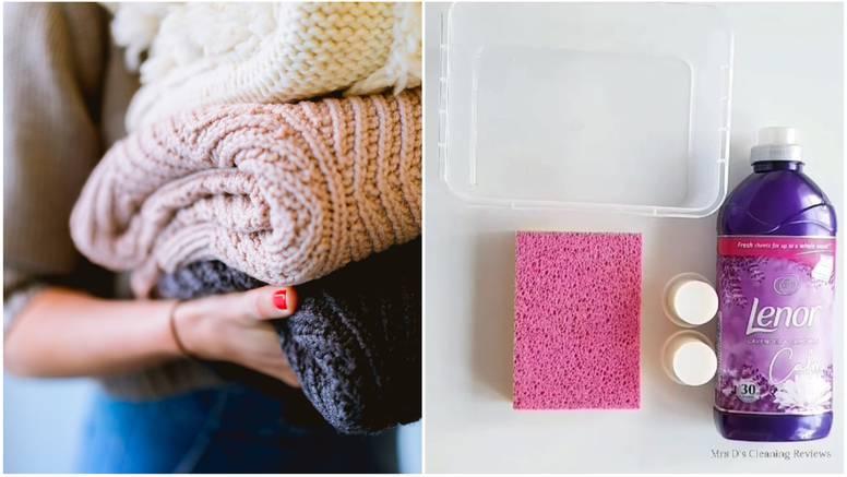 Otkrila je super trik da odjeća bude mirišljava nakon sušilice