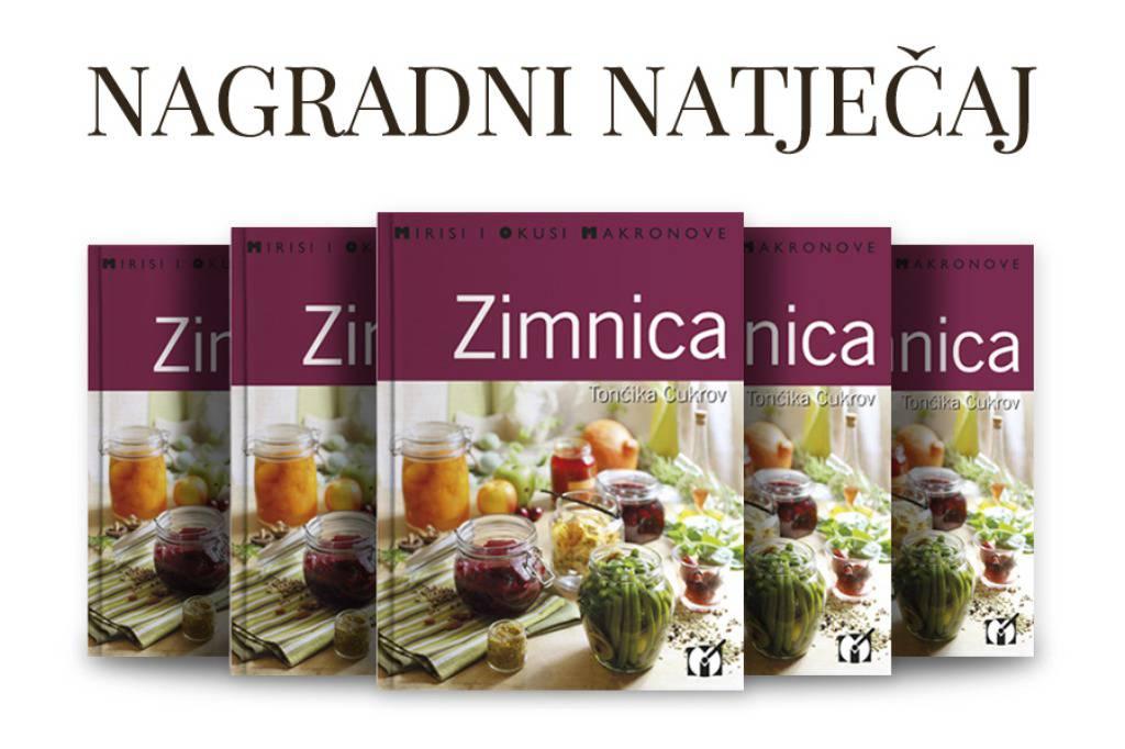 Gastro.hr poklanja vam pet slasnih knjiga o zimnici