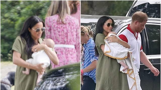 Meghan izazvala bijes fanova: 'Ti ne znaš  nositi svoje dijete'