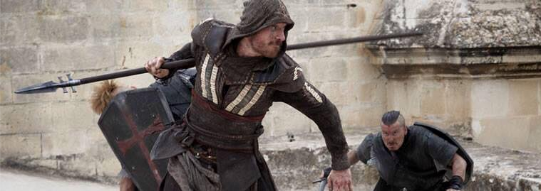 'Assassin's Creed': Nove slike sa seta su nas ispunile nadom