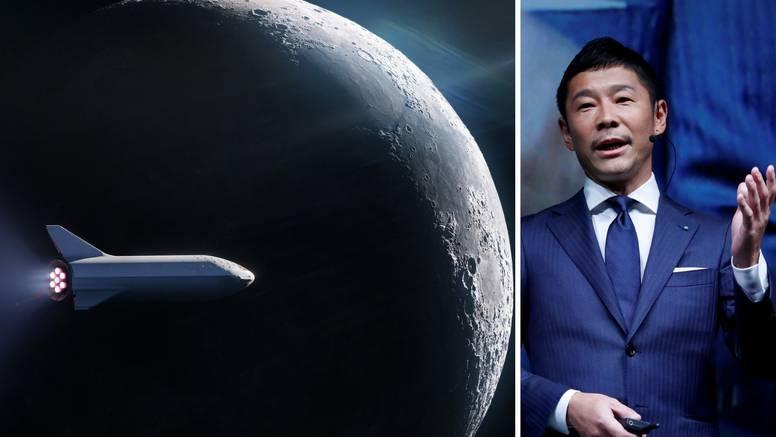 Japanski milijarder leti u svemir ove godine: Rusi ga vode na ISS
