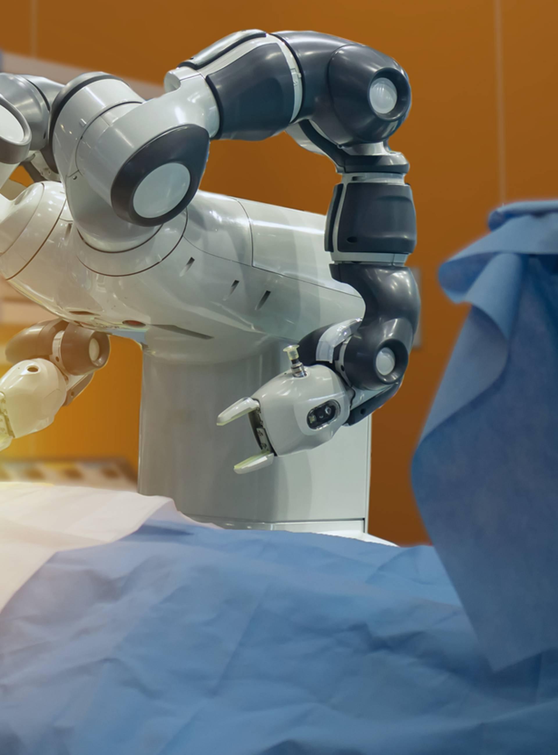 Doktori od čelika? Predstavljamo vam top 5 robota u medicini