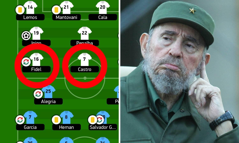 Fidel Castro je živ! I to, pazite sad, u drugoj španjolskoj ligi...