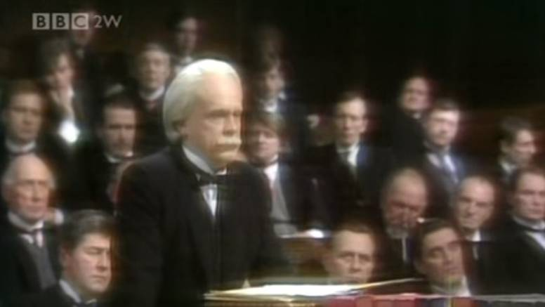 Slušateljstvom je manipulirao vješto, poput velikog glumca...