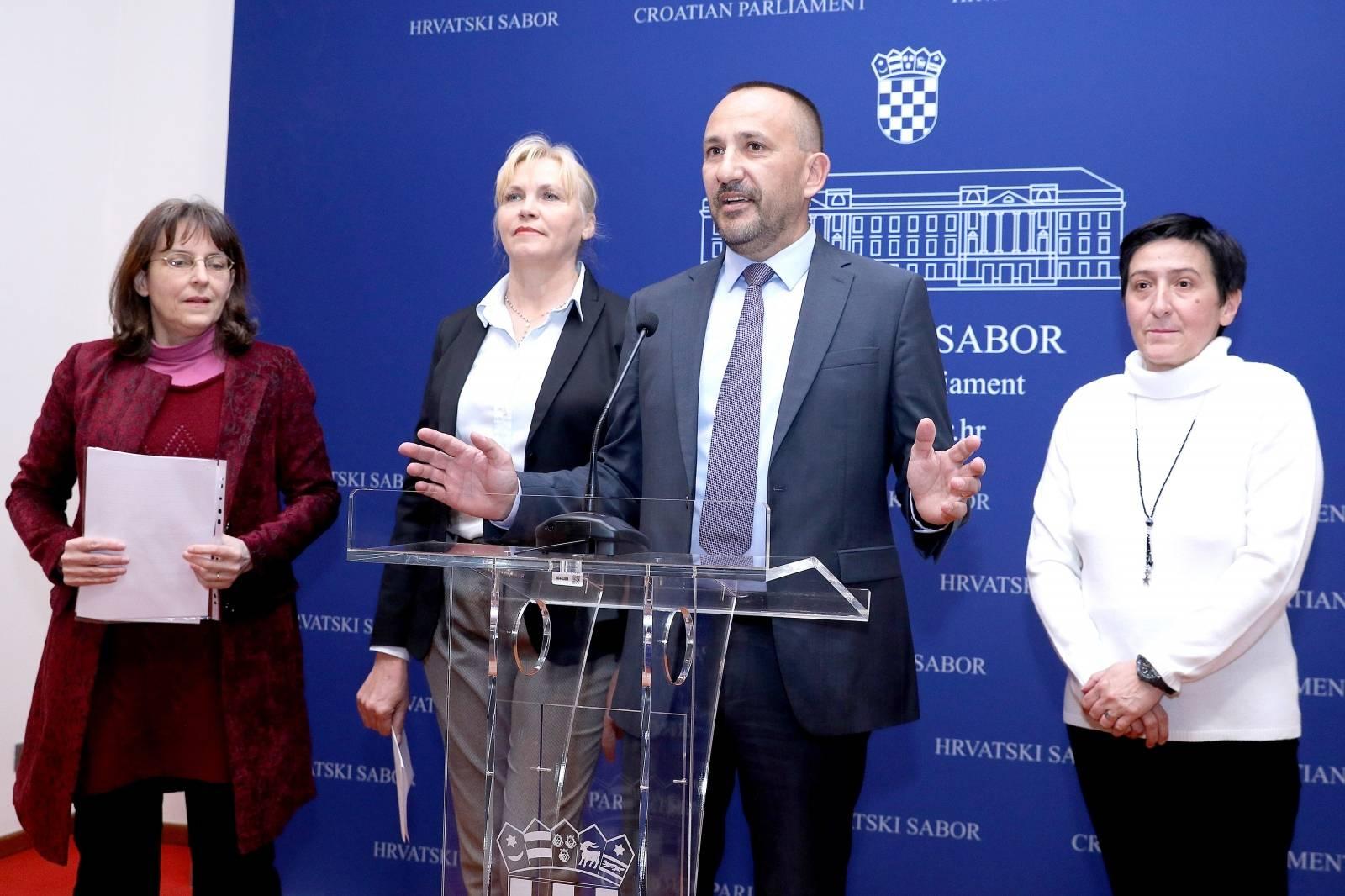 Zagreb:  Konferencija za medije Hrvoja Zekanovića i GI Istina o Istanbulskoj