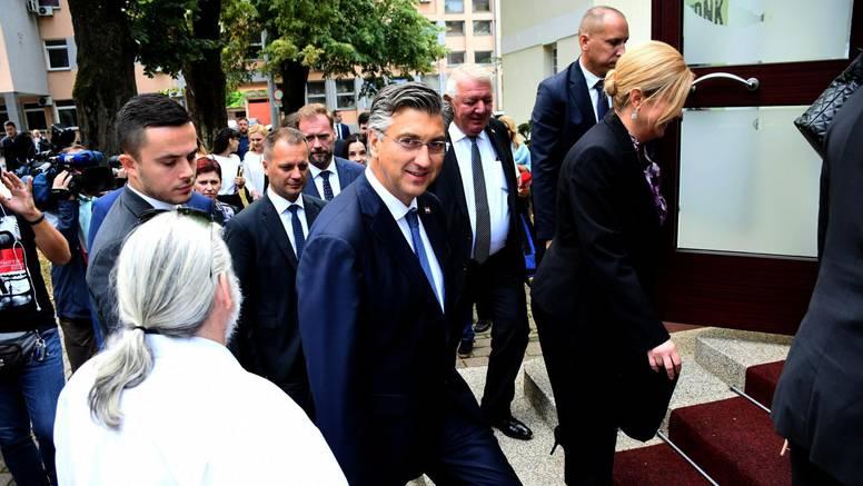 'Vidi se napredak': Plenković zadovoljan projektom Slavonija