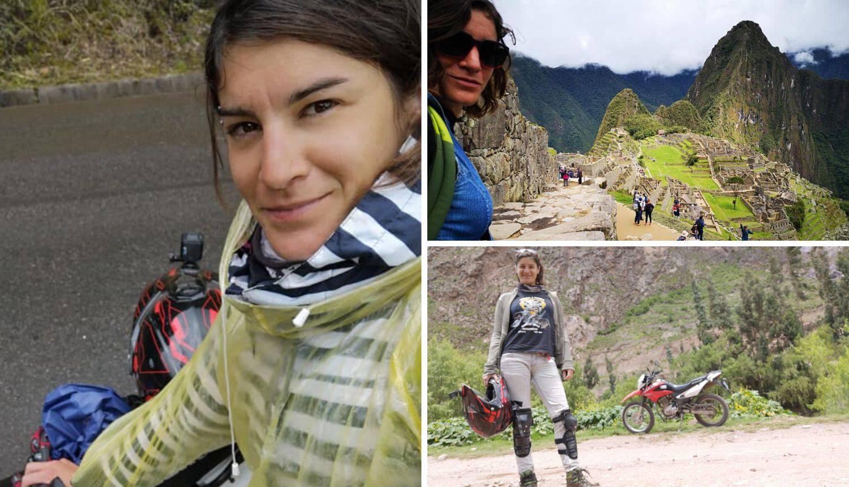 Hrvatica je na motoru obišla Južnu Ameriku i Machu Picchu