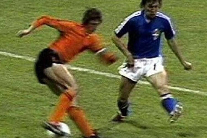 Cruyff ga je okrenuo: Ni danas mi nije jasno što se dogodilo...