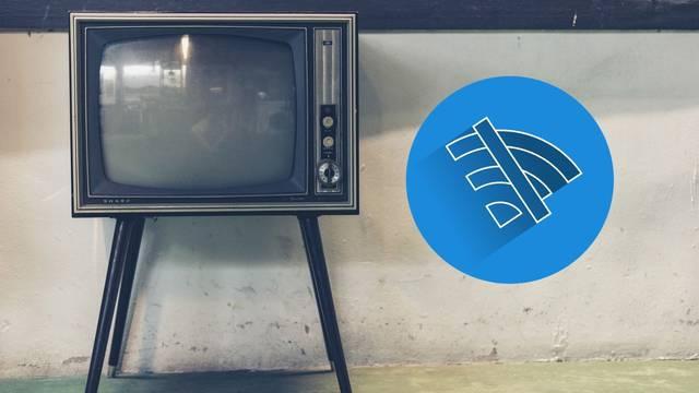 Godinu i pol umirao im bežični internet, glavni krivac bio par umirovljenika  sa starim TV-om