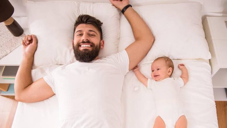 Kada dobiju dijete, muškarcima se tijelo mijenja kao i ženama