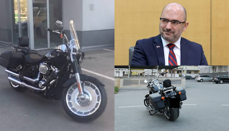 Vaso naljutio susjede: 'Kako to parkiraš Harley ispred zgrade?'