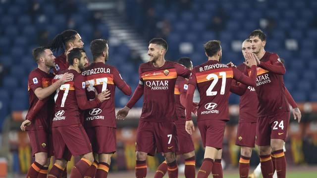 Italian football Serie A match - AS Roma vs Torino FC