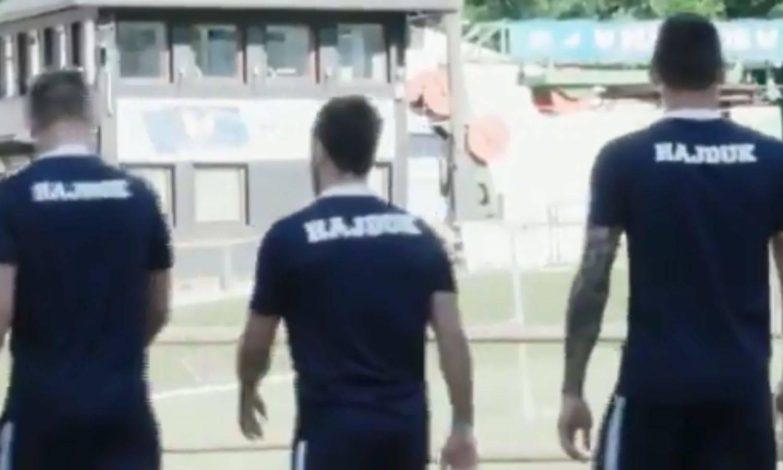 Genijalna fora Hajduka: Trojica igrača su 'napustila' pripreme
