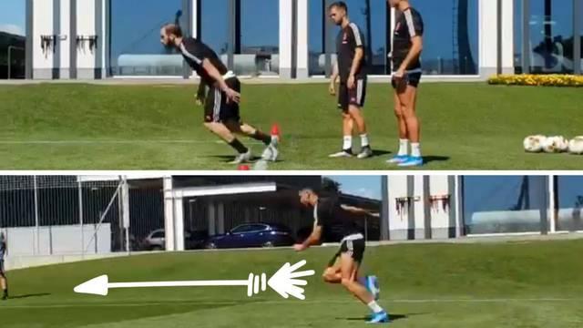 Internet opet zeza 'debeljucu': Ronaldo i Higuain postali su hit