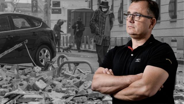 Vanđelić: Ne odlazim iz Fonda sve dok se ne uspostavi rad i započne proces obnove grada