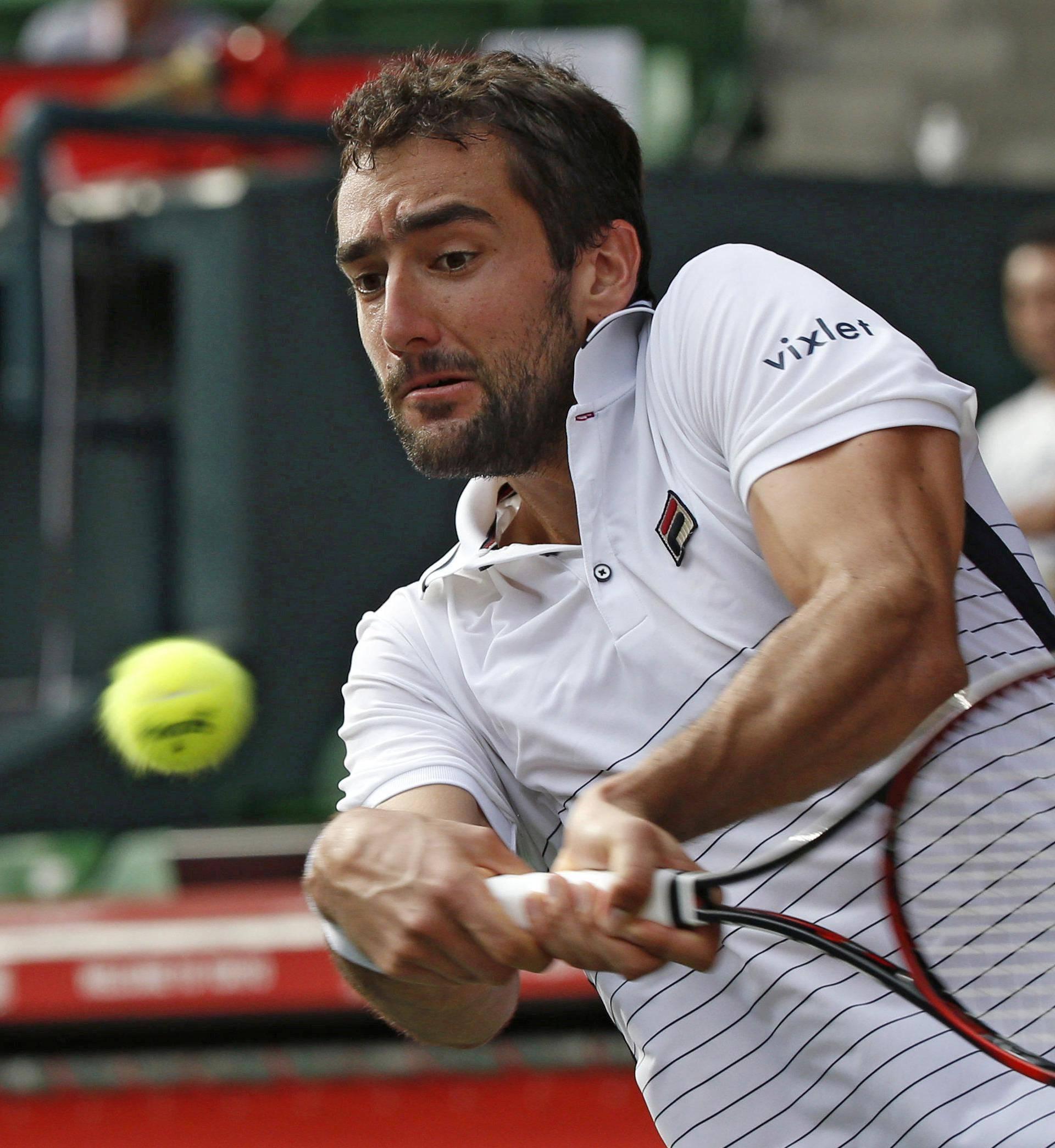 Tennis - Japan Open men's Singles Quarterfinal Match