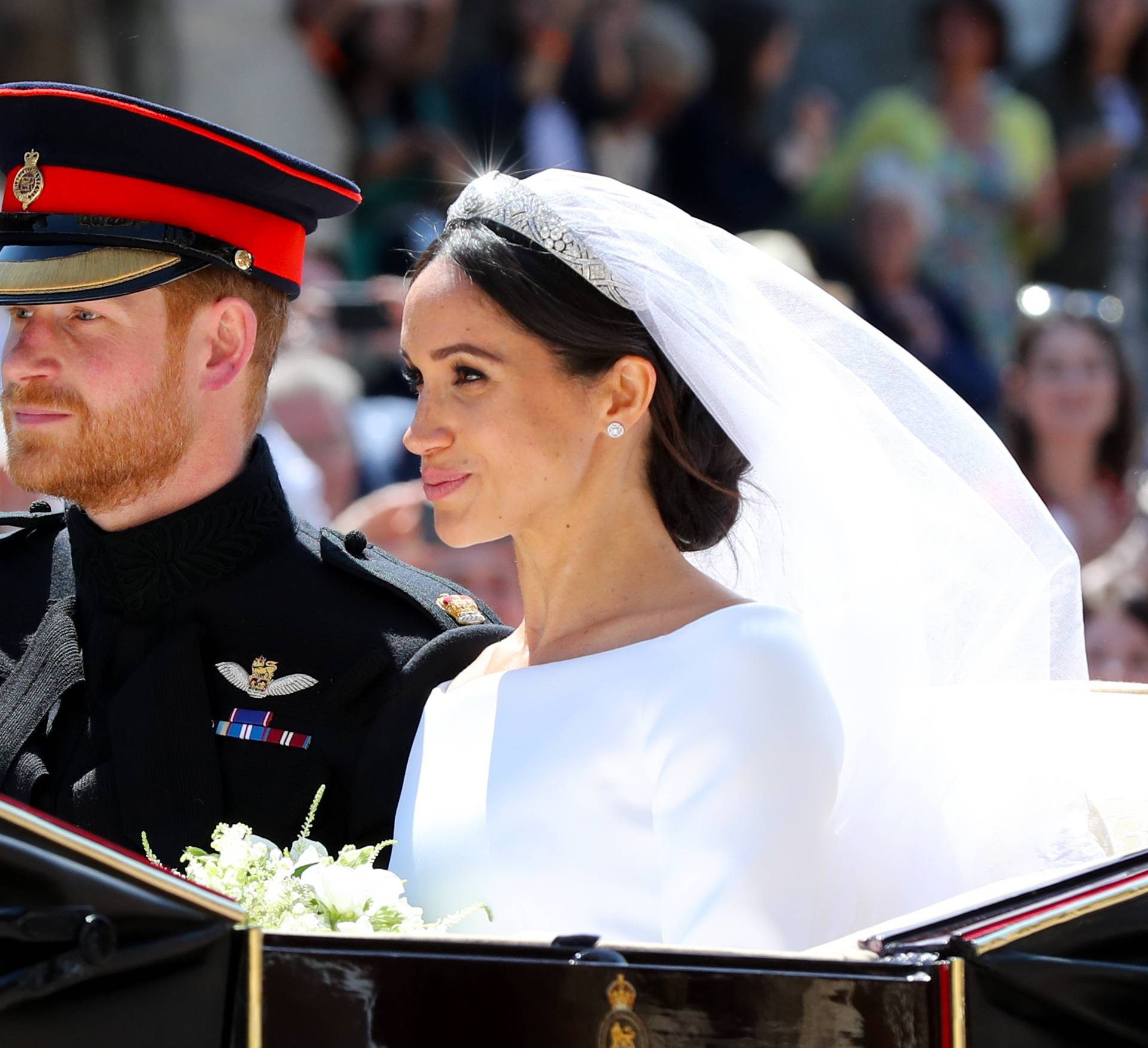 Duke and Duchess of Sussex statement