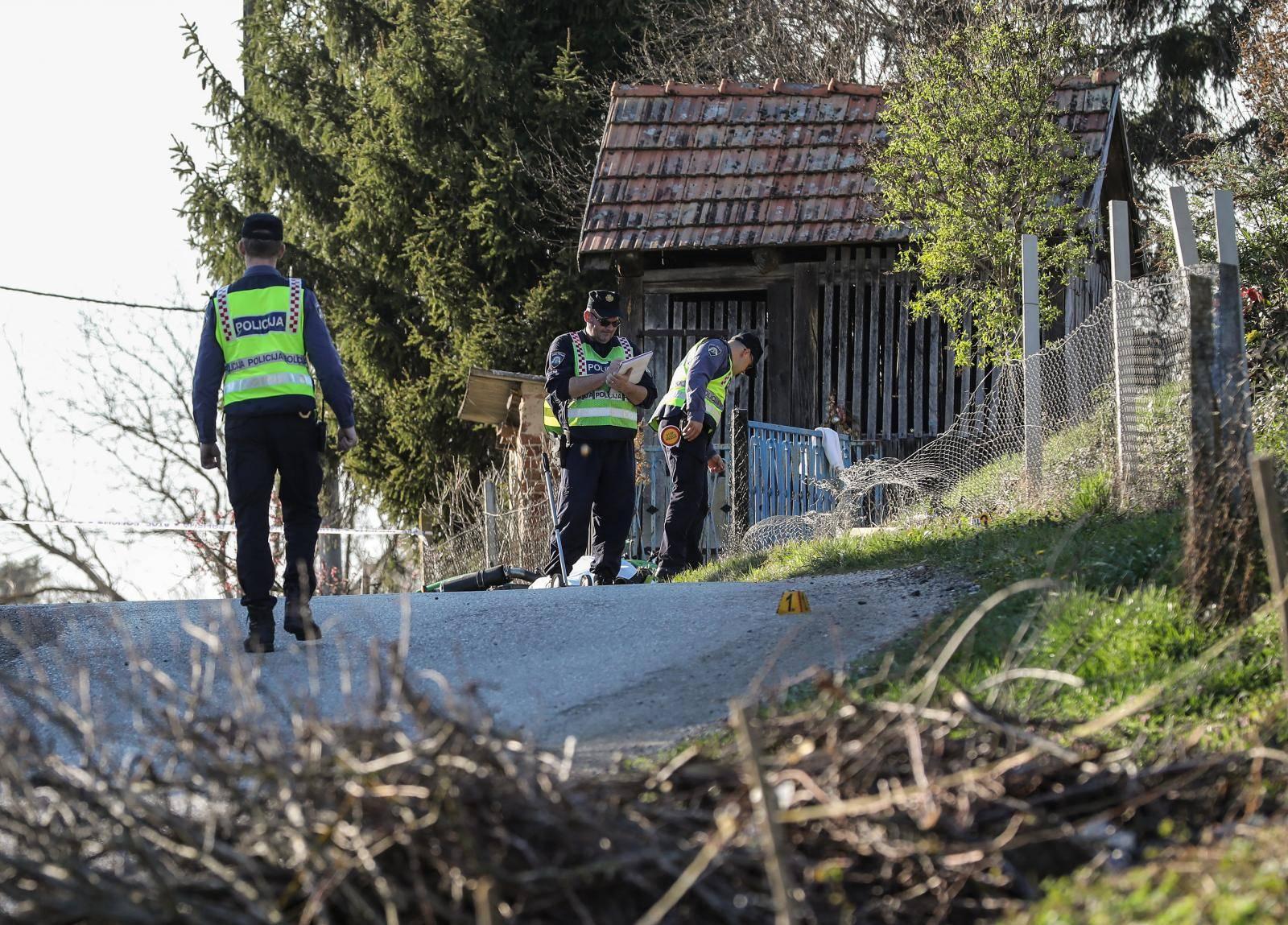Motociklist poginuo u slijetanju s ceste nedaleko Vrbovca